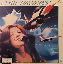 ELKIE BROOKS SHOOTING STAR LP 1978 BLUES WHITE LABEL PROMO NM VINYL!!