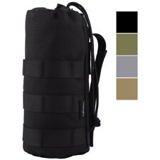 Nylon Water Bottle Holder Bag Pouch for Outdoor Tactical Molle Backpack Cycling