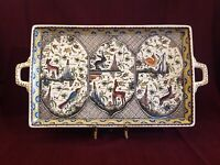 Portuguese Handpainted Tray, large size