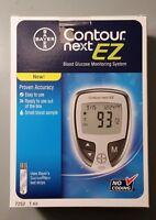 Bayer Contour Next Ez Meter Glucose Monitor Kit