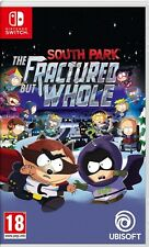 South Park: The Fractured But Whole English subtitle Switch NEW
