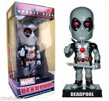 Bobble-head Deadpool X-Force Marvel wacky wobbler 15 cm by Funko