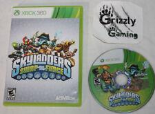 USED Skylanders Swap Force Microsoft Xbox 360 (NTSC) -Canadian Seller-