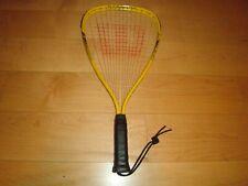 Wilson Titanium racketball racket