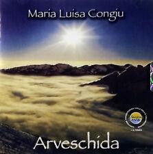 Maria Luisa Congiu - Arveschida ( CD - Album )