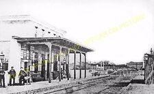Farnham Railway Station Photo. Tongham - Bentley. Guildford to Alton Line. (1)