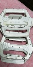 "Skyway street Beat Styler Old Bmx White Hsing Ta 1/2"" Pedals 20"" Freestyle bike"