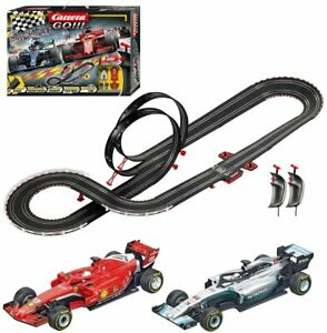 Carrera Go Speed Grip Slot Car Racing Race Set 62482 NEW