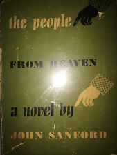 THE PEOPLE FROM HEAVEN BY JOHN SANFORD  *FIRST ED*