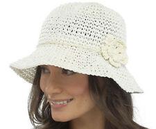 Cappelli da donna bianche taglia S