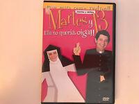 MARTES Y 13 DVD ELLA NO QUERIA OIGA JOSEMA YUSTE Y MILLAN MIGUEL BOSE MORANCOS