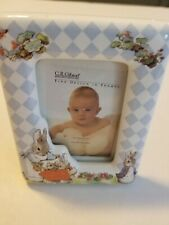 New listing Peter Rabbit Mini Picture Frame