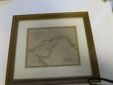 Super Rare Orig. American naval chart of Delaware Bay dated 1776