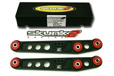 SKUNK2 Lower Control Arms Black 88-95 Civic EF EG/93-97 Del Sol/90-01 Integra