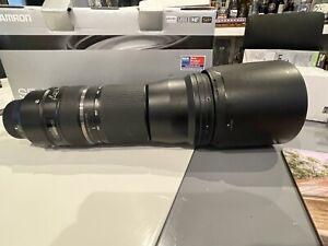 tamron 150-600mm F/5-6.3 Di VC USD For Nikon