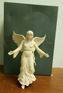 Lenox 1980 Renaissance Angel Tree Topper