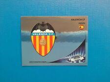 Figurine Panini Champions League 2012-13 2013 n.390 Scudetto Valencia