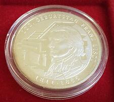 10 EUR 2011 G - 200. Geburtstag von Franz Liszt, 625er Silber, PP, Jäger 559