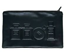 CHANEL COSMETIC/MAKEUP BAG POUCH CLUTCH black le 2016 VIP GIFT