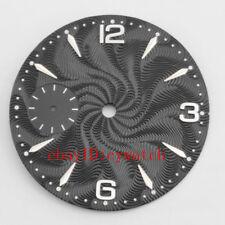 Goutent 36.8mm watch dial fit eta 6497,Seagull st36 mechanical Casual men  watch