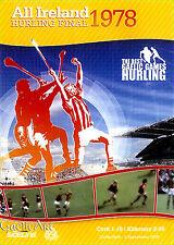 1978 GAA All Ireland Hurling Final:  Kilkenny v Cork  DVD