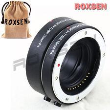 Adaptateur pour tube d'extension Macro Auto Focus pour Fujifilm X FX caméra