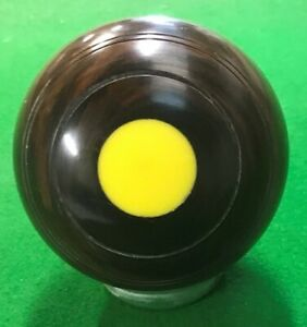 Lignum Vitae Crown Green Bowls Practice Jacks