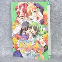 OSHIETE RE:MAID Tashinami Book Art Illustration Booklet Ltd