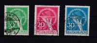 Berlin 68-70 Währungsgeschädigte mit 68 II gestempelt Fotoattest (c174)