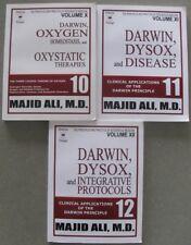 Darwin Trilogy Vol.X,XI,XII by Majid Ali, MD Principles&Practice Integrative Med