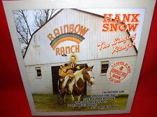 HANK SNOW  The Singing Ranger  Vol. 1   BEAR FAMILY RECORDS  4 CD Box  TOPP *