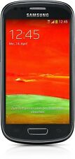 "Samsung Galaxy S3 mini 8GB schwarz 3G Smartphone ohne Simlock 4"" Display 5MPX"