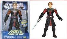 Star Wars The Clone Wars Force Battlers ANAKIN SKYWALKER w/ Lights & Sounds NEW