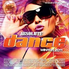 "Various Artists - ""Absolute Dance Winter 2011"" - 2010"