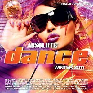"""Various Artists - """"Absolute Dance Winter 2011"""" - 2010"""