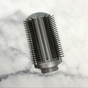 DYSON AIRWRAP FIRM SMOOTHING BRUSH ATTACHMENT HAIR TOOL GENUINE SILVER FUSCHIA