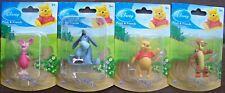 Easter Baskets Set of 4 Winnie The Pooh & Friends Piglet Eeyore Tigger NEW