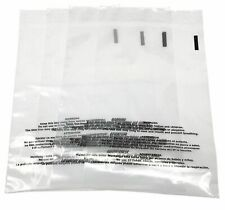Pick Size & Quantity Resealable Suffocation Warning Poly Bags Amazon FBA