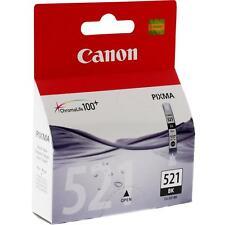 CANON CLI-521BK - Inkjet / getto d'inchiostro - CARTUCCIA ORIGINALE - NERO -