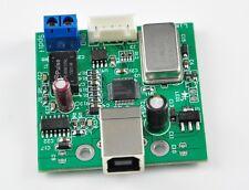 1PCS USB to SPDIF coaxial I2S SA9023 chip DAC supports 24-bit 96K sampling l85