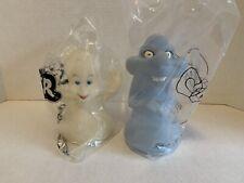 Casper the Friendly Ghost & Stinkie Glow in the Dark Pizza Hut Hand Puppets 1995