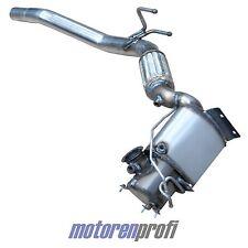 Dieselpartikelfilter DPF VW Caddy Jetta Seat Altea Leon Skoda Superb 1,6 2,0 TDI