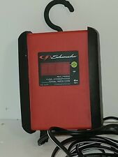 """Schumacher Electric Sp1298 Battery Charger,120Vac,8"""" W tested"""