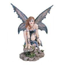 """8"""" Inch Fairy Statue Figurine Figure Fairies Magic Mythical Fantasy Tatoo"""