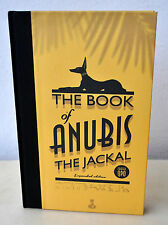 Book of Anubis The Jackal Rare Typhonian Grimoire Kenneth Grant Aleister Crowley