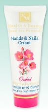H&B Dead Sea Hands & Nails Cream Orchid