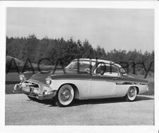 1955 Studebaker Speedster at proving grounds, Factory Photo (Ref. #91568)