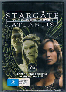 ** BARGAIN **  -  Stargate Atlantis - No 76  --  New DVD -  Huge Discount