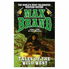 NEW Tales of the Wild West by Max Brand Turtleback RARE