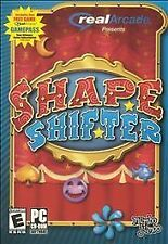 REAL ARCADE: SHAPE SHIFTER (2005) PC CD-ROM NEW & FACTORY SEALED